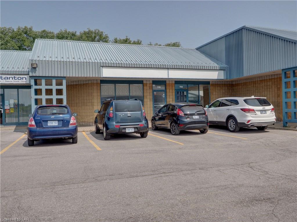 575 WEST Street S Unit# 11B, Orillia, Ontario, Canada