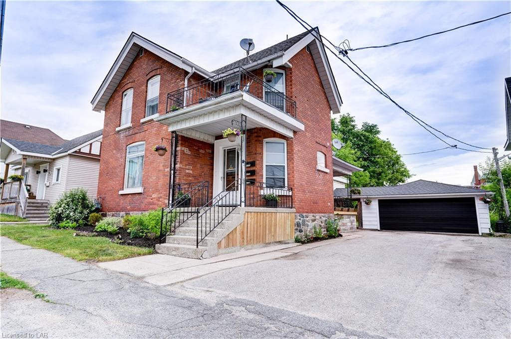 16 ALBERT Street N, Orillia, Ontario, Canada