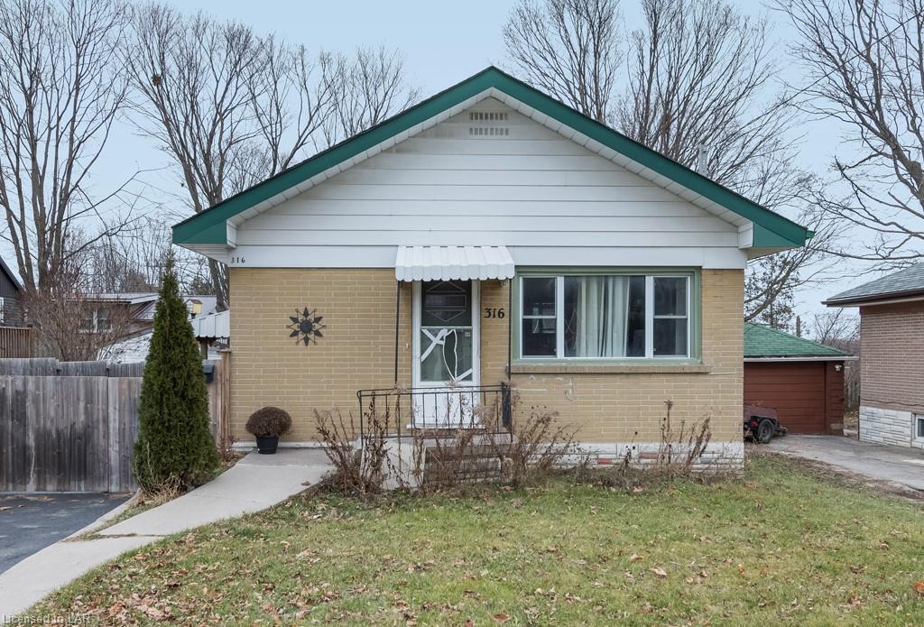 316 WEST Street N, Orillia Ontario, Canada