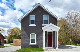 115 ALBERT Street S Unit# 1, Orillia Ontario, Canada