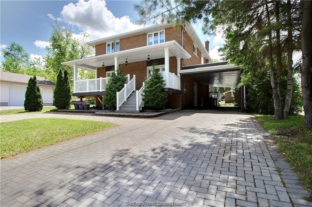89 Nepahwin Avenue, Sudbury Ontario, Canada