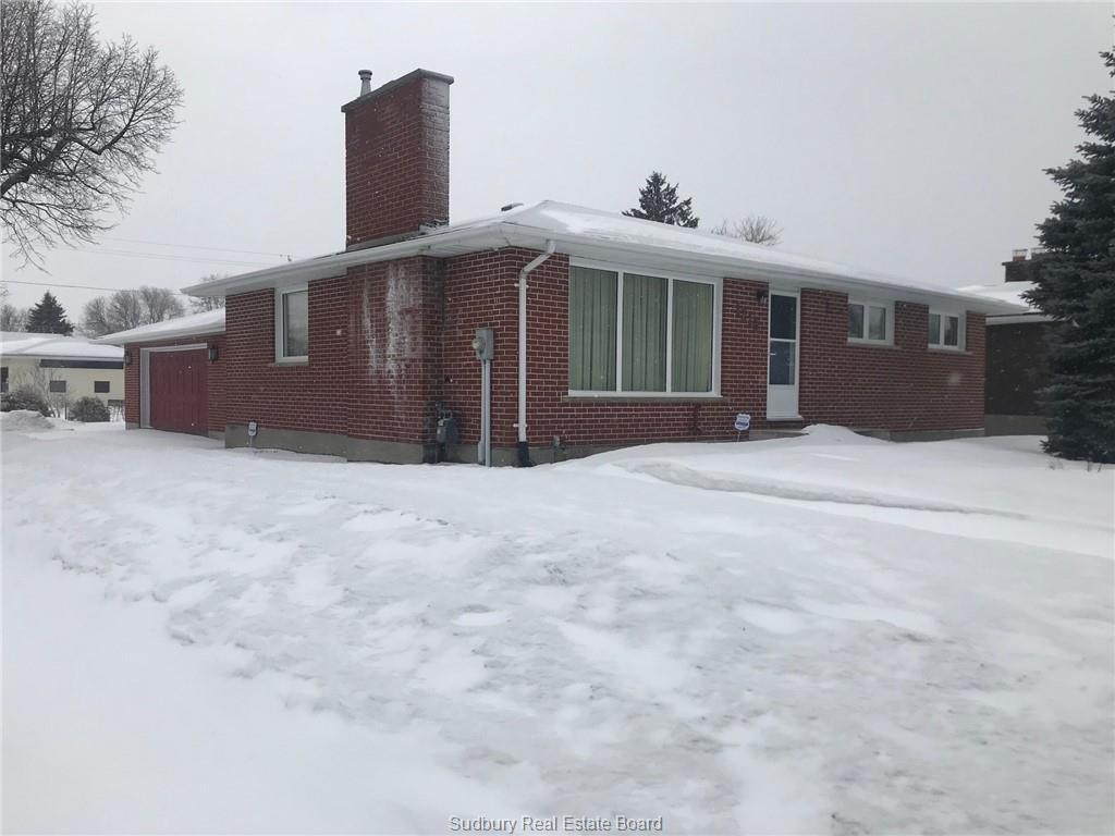 1319 REDFERN Street, Sudbury Ontario, Canada