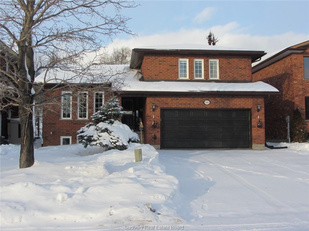 536 Brenda Drive, Sudbury Ontario, Canada