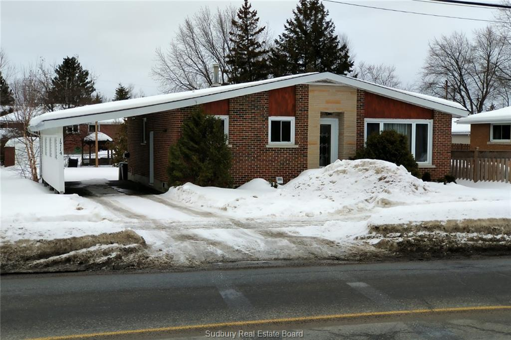 1714 Southview Drive, Sudbury Ontario, Canada
