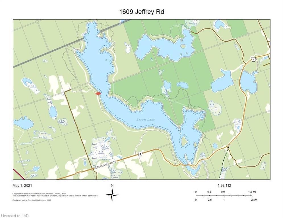 1609 JEFFREY Road, Wilberforce, Ontario, Canada