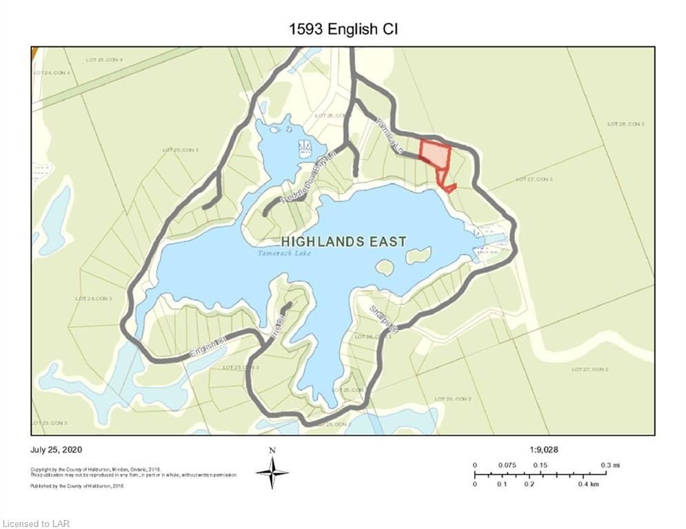 1593 ENGLISH Circle, Gooderham, Ontario, Canada