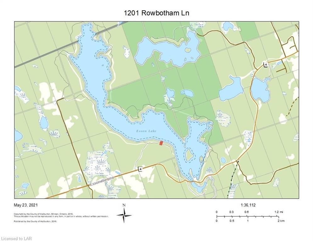 1201 ROWBOTHAM Lane, Wilberforce, Ontario, Canada