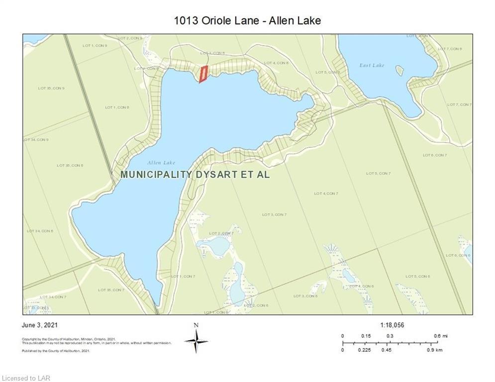 1013 ORIOLE Lane, Harcourt, Ontario, Canada