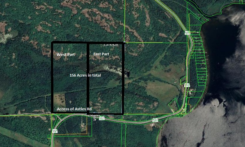 Pcl 1433 & 1748 Astles Road, Blind River Ontario, Canada