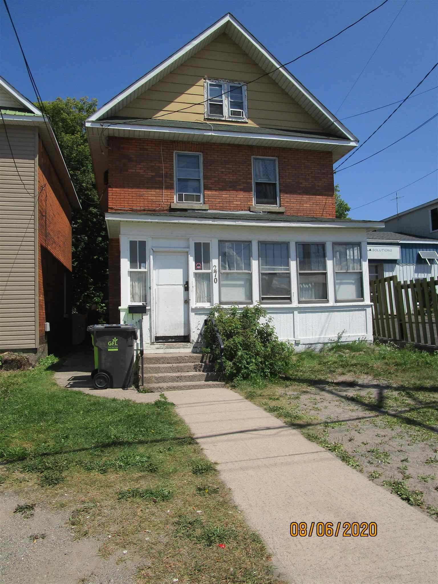 270 Albert Street E, Sault Ste. Marie Ontario, Canada