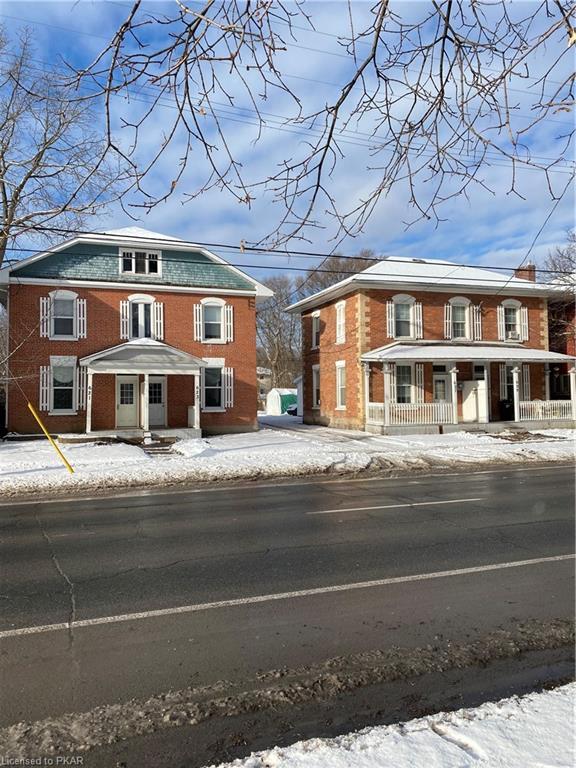 621-629 George Street, Peterborough Ontario, Canada