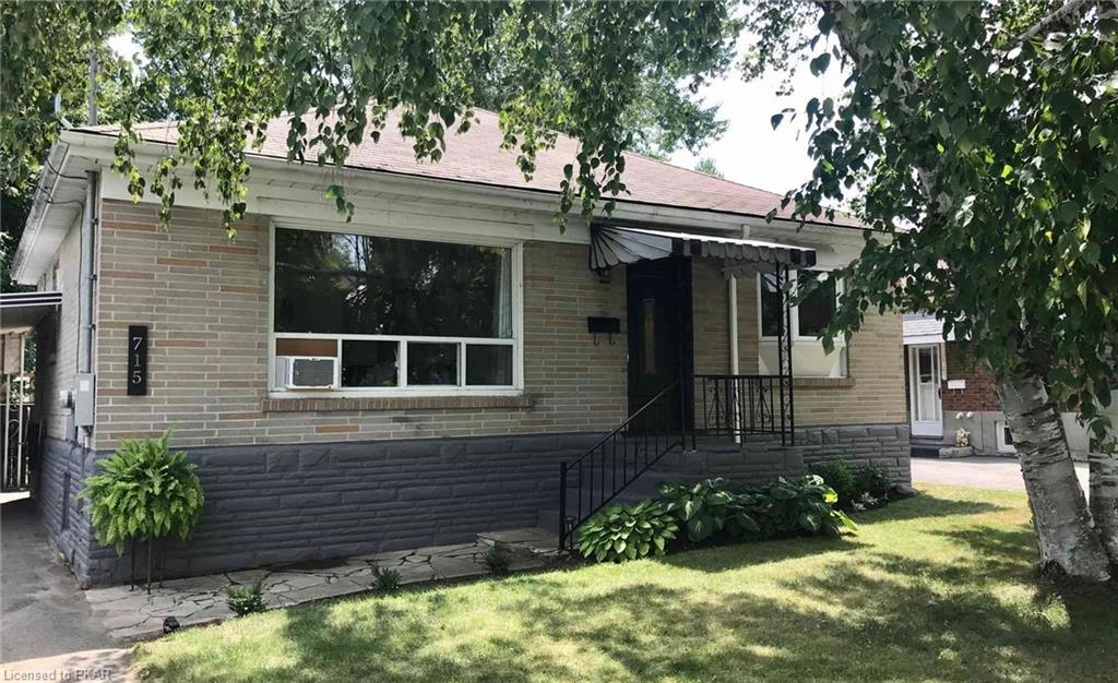 715 Cameron Street, Peterborough Ontario, Canada