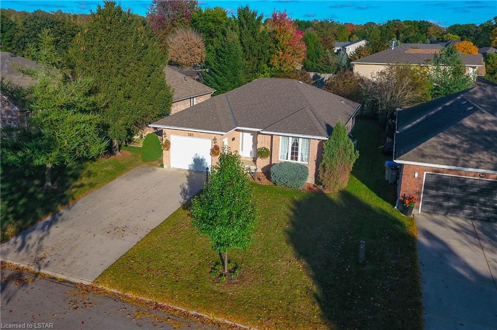 383 RIVERVIEW Drive, Strathroy Ontario, Canada