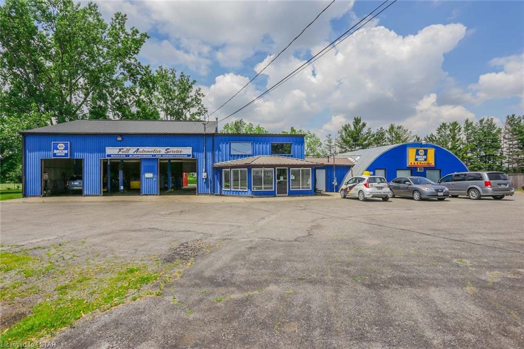 1231 TALBOT Street, St. Thomas Ontario, Canada