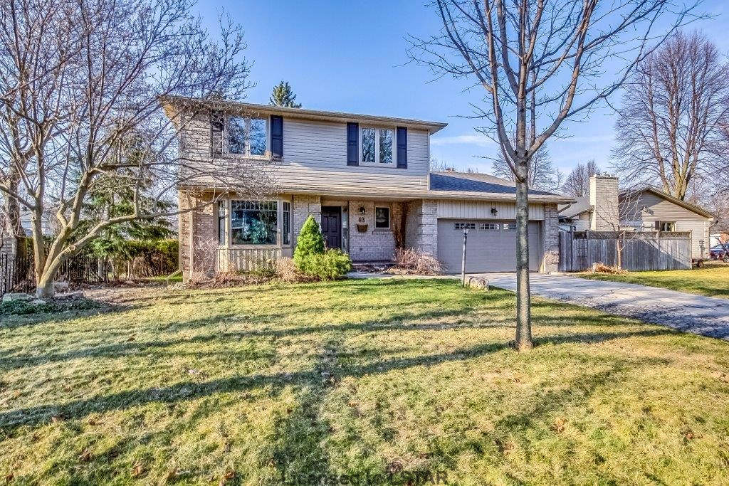 62 Runnymede Cr, London Ontario, Canada