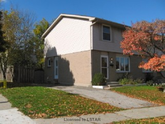 23 Chiddington Gt, London Ontario, Canada