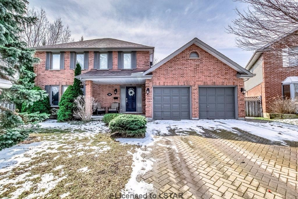 131 Jennifer Cr, London Ontario