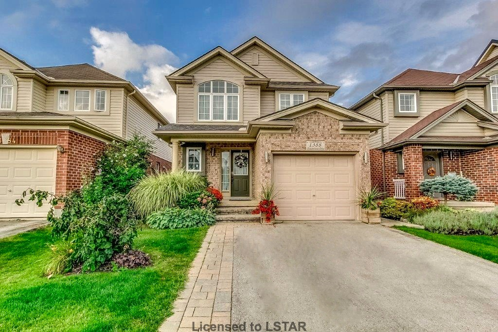 1388 Pleasantview Dr, London Ontario
