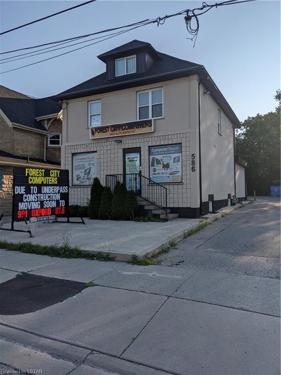 586 Adelaide Street N Unit# Main, London Ontario, Canada