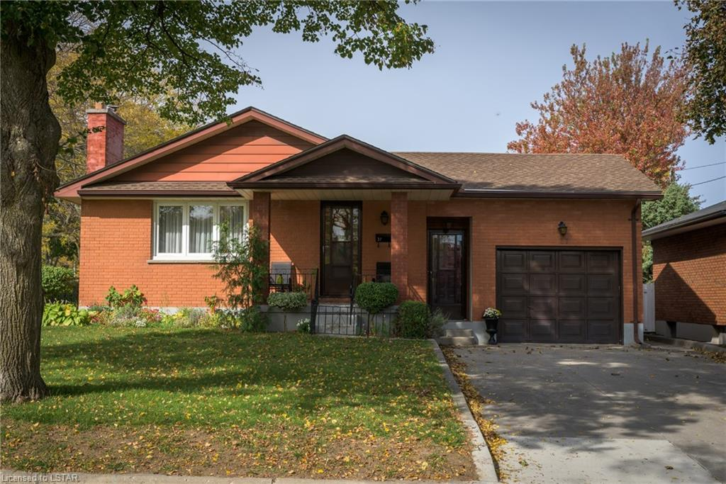 37 Eldorado Avenue, London Ontario, Canada