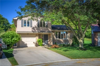 119 MILLERS Court, London Ontario, Canada