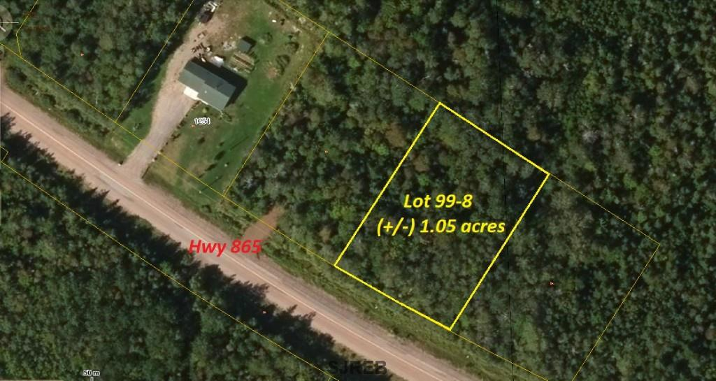 Lot 99-8 Route 865, Norton New Brunswick, Canada