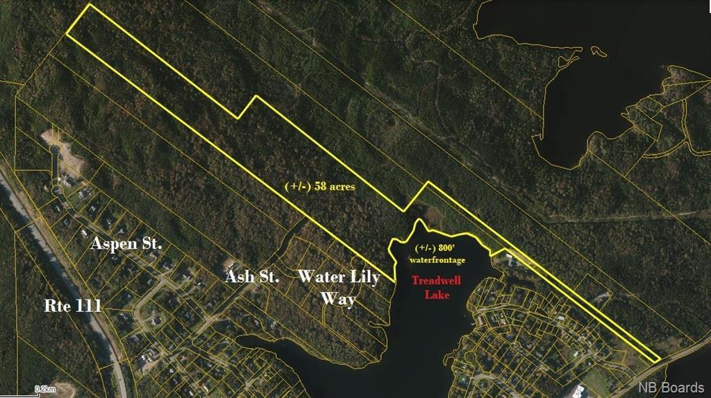 - Water Lily Way, Saint John New Brunswick, Canada