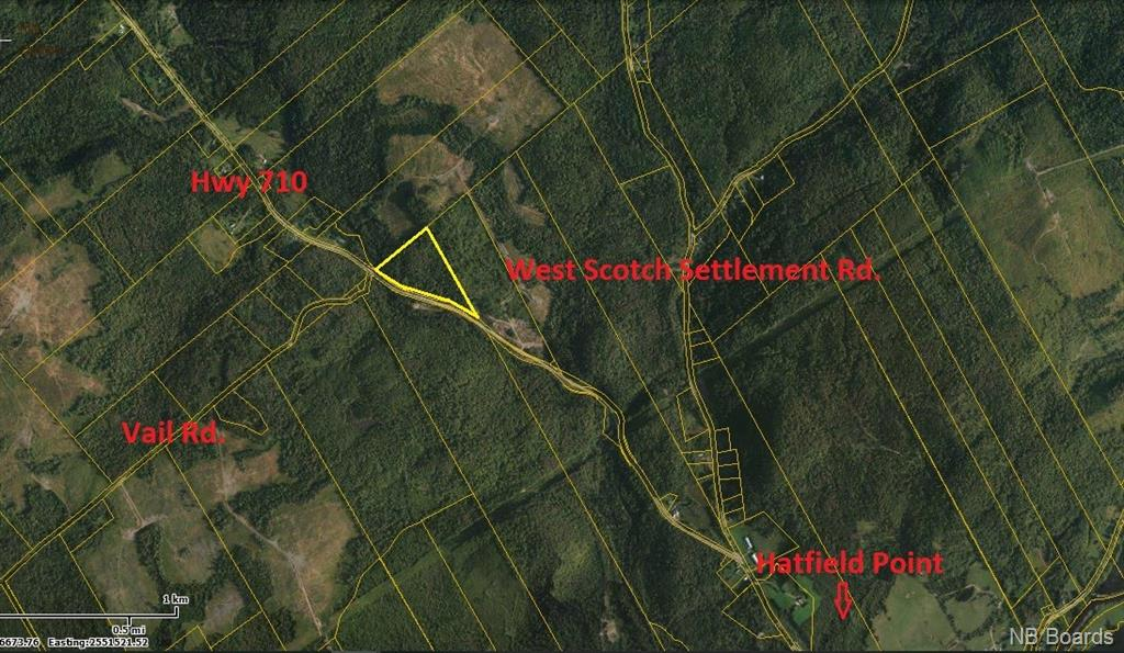 - Route 710, Hatfields Point New Brunswick, Canada