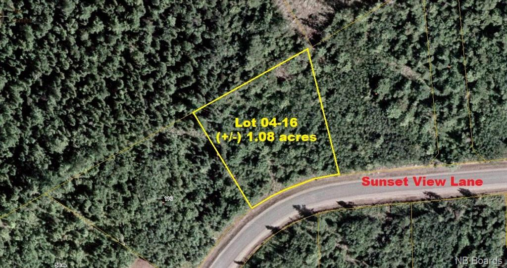 Lot 04-16 Sunset View Lane, Cumberland Bay, New Brunswick, Canada