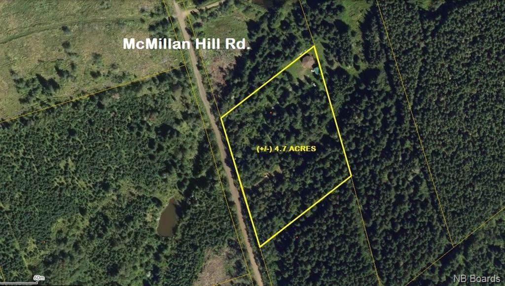 - McMillan Hill Road, Head of Millstream, New Brunswick, Canada