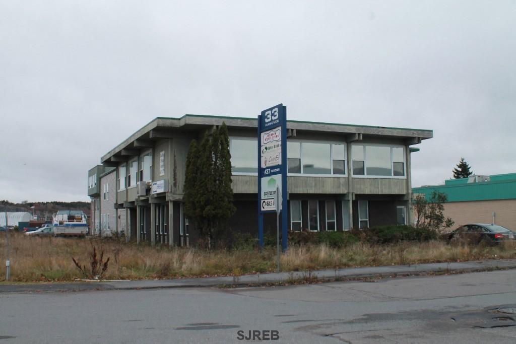 33-37 Hanover Street, Saint John New Brunswick