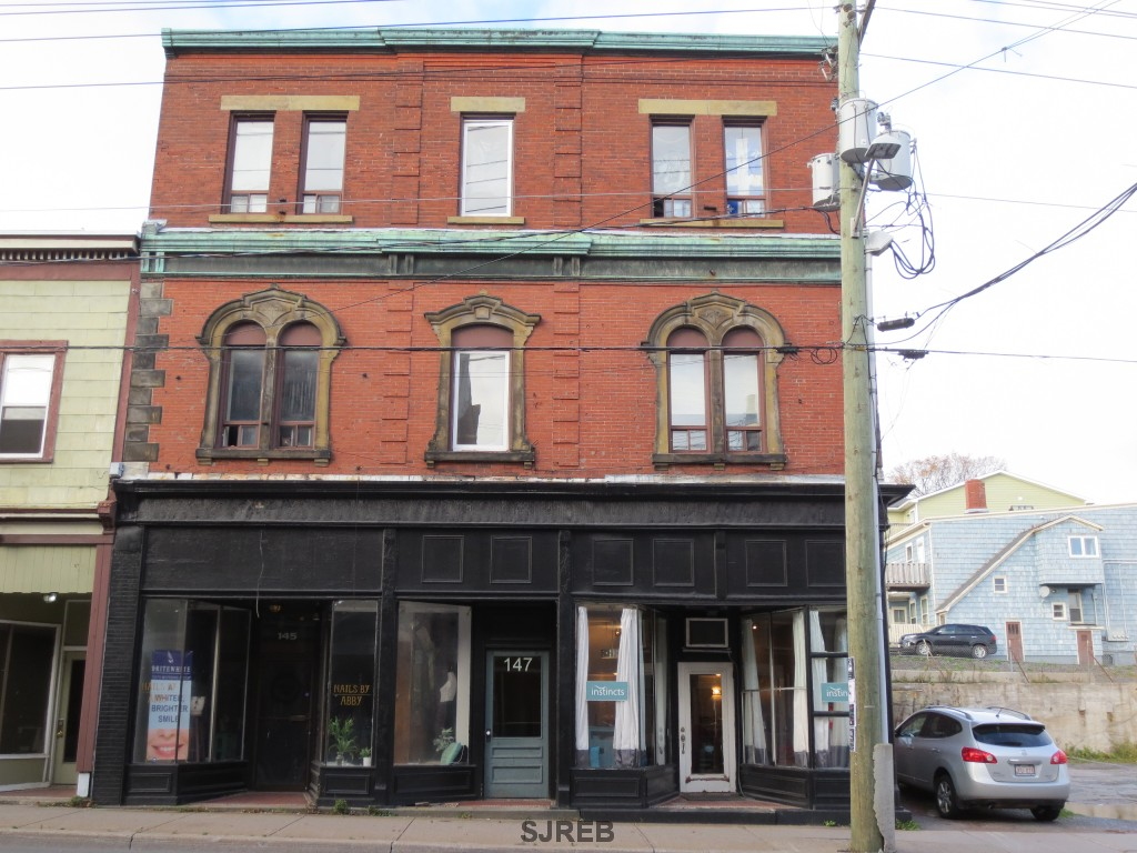 145-149 UNION STREET, Saint John New Brunswick, Canada