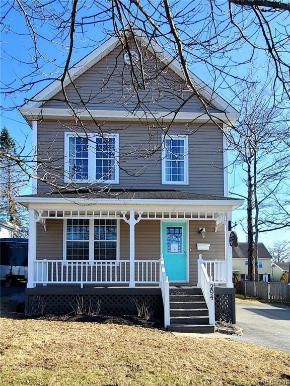 294 Sherbrooke Street, Saint John New Brunswick, Canada