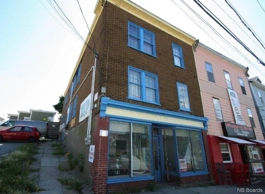 270-274 Main Street, Saint John New Brunswick, Canada