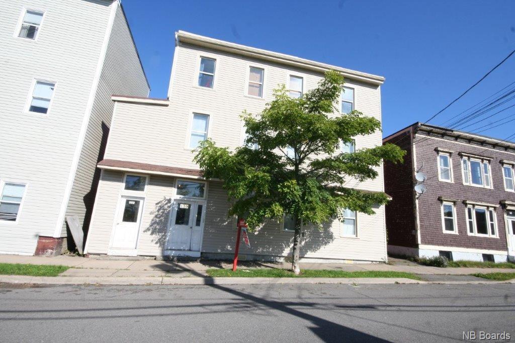 135-139 Queen Street, Saint John New Brunswick, Canada