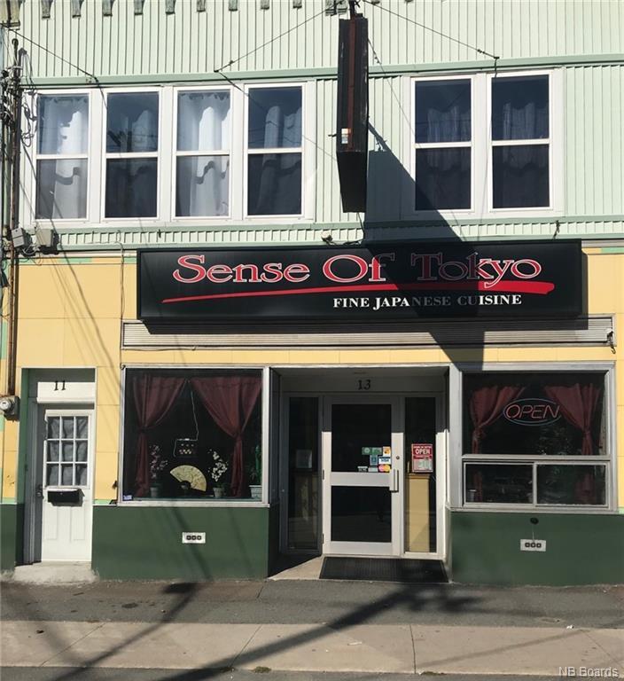 11-13 Waterloo Street, Saint John New Brunswick, Canada