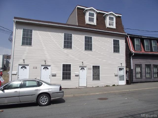 151-153 St James Street, Saint John New Brunswick, Canada