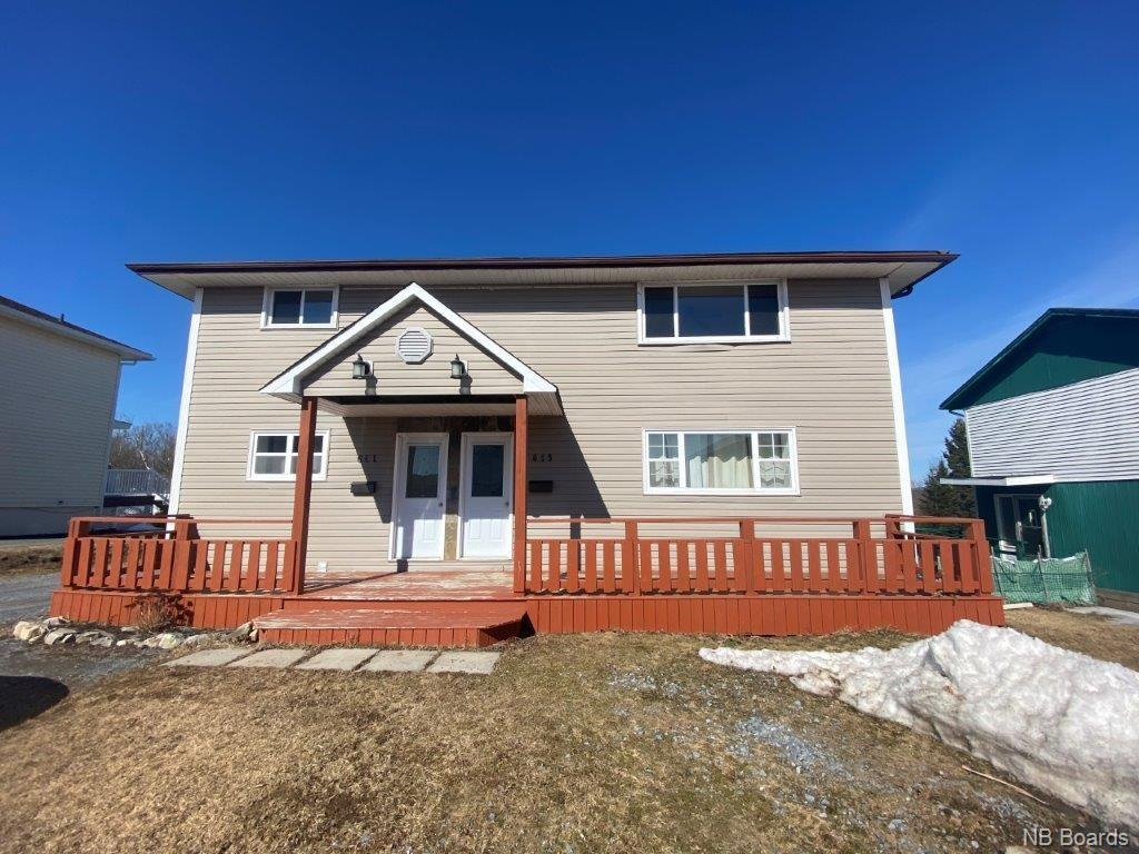 641-643 Michael Crescent, Saint John New Brunswick, Canada