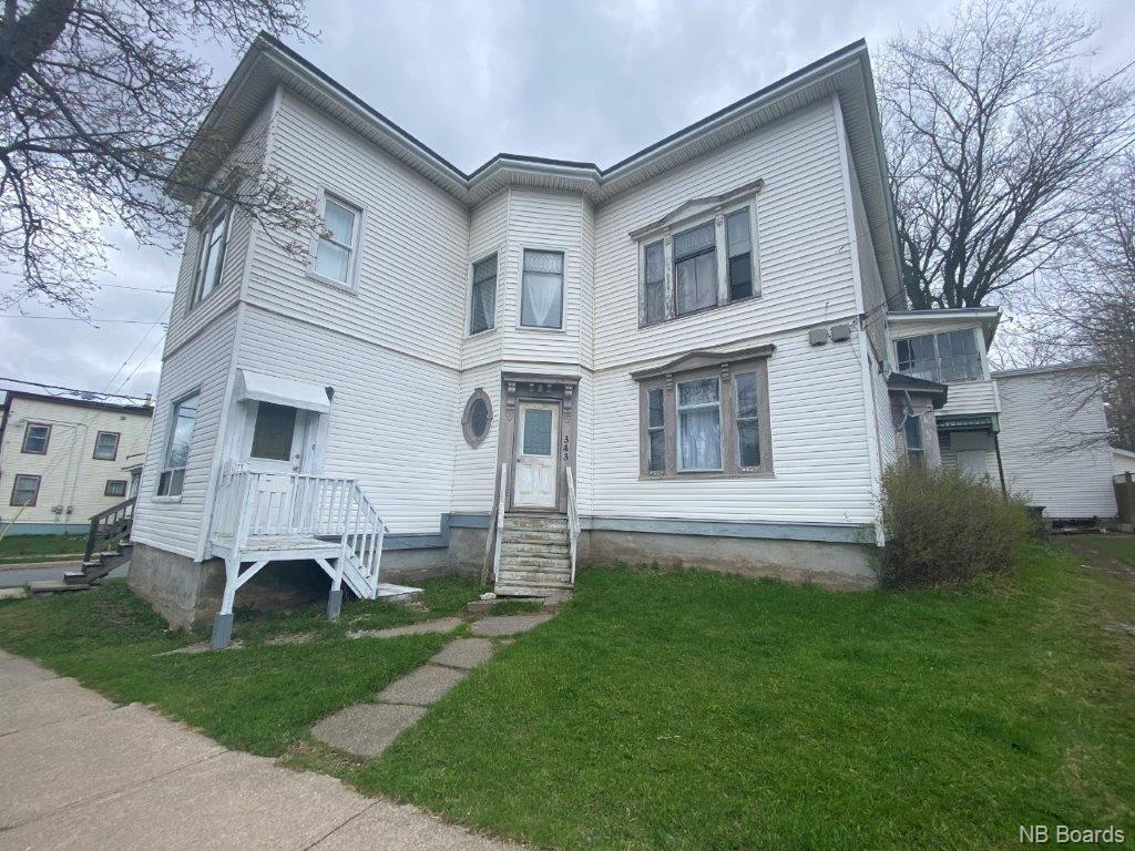 341-343 Prince Street, Saint John New Brunswick, Canada
