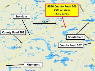 9566 County Road 503, Gooderham Ontario