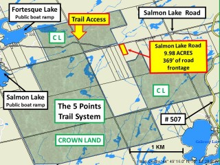 Salmon Lake Rd