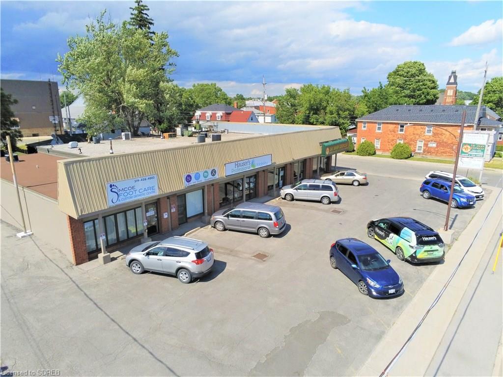 151-161 West Street, Simcoe Ontario, Canada