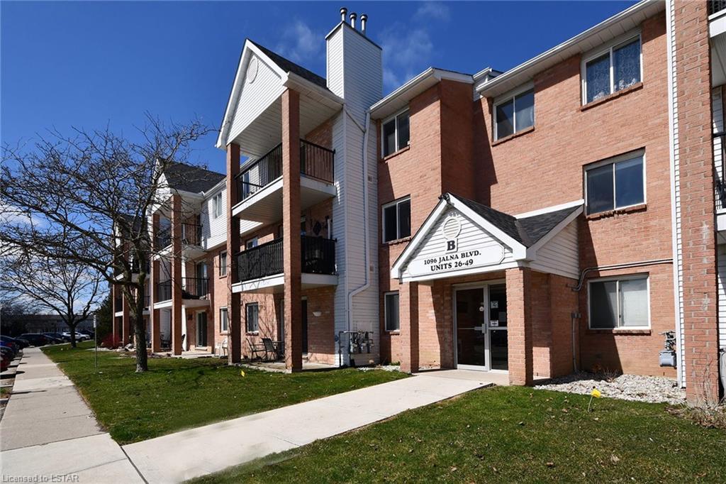1096 Jalna Boulevard Unit# 28, London Ontario, Canada