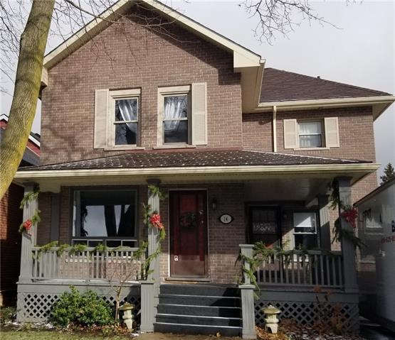 14 Crawford Street, Stratford Ontario