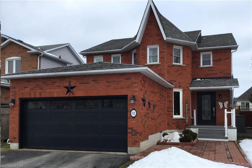52 Quance Street, Barrie Ontario, Canada
