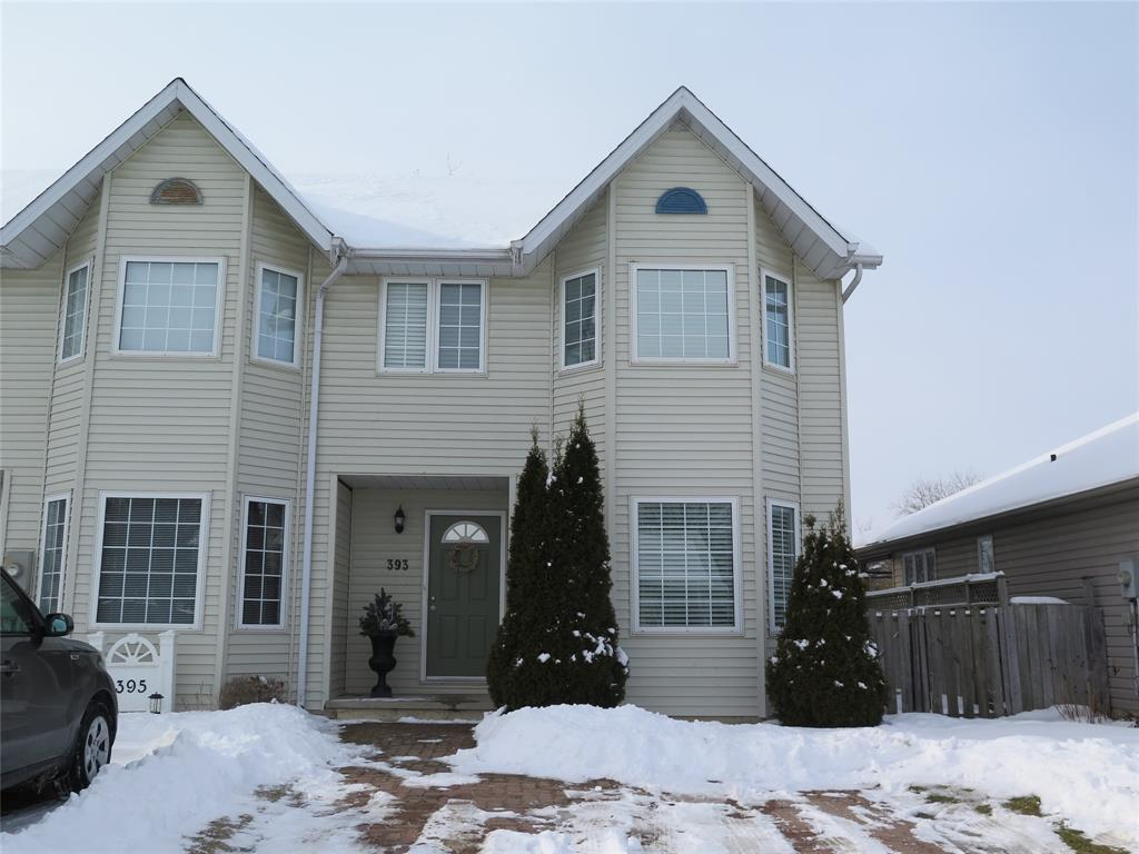 393 NORTHRIDGE Place, Petrolia Ontario, Canada
