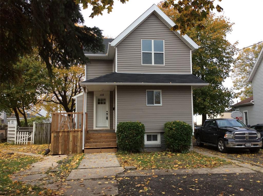 115 Samuel Street, Sarnia Ontario, Canada