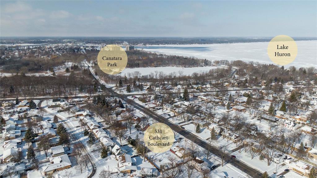 531 Cathcart Boulevard, Sarnia Ontario, Canada