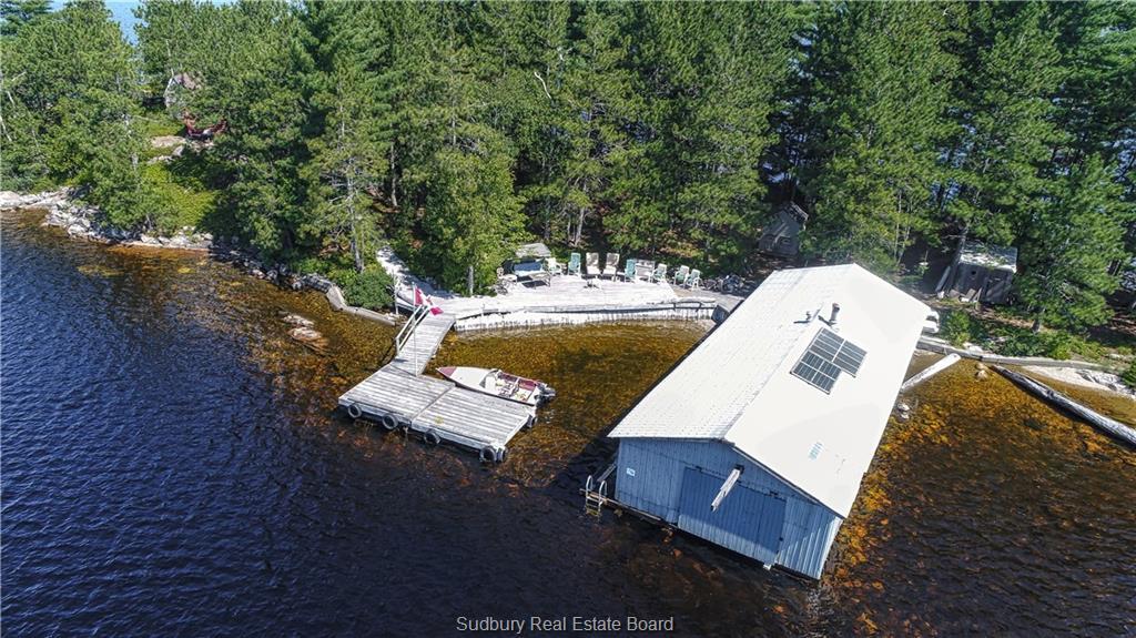 Moore's Island, Sudbury Ontario, Canada