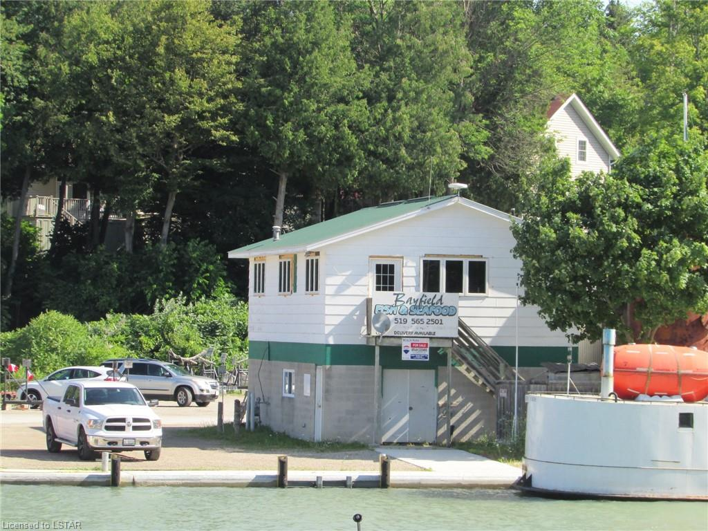 47 FISHERMAN'S WHARF Road, Bayfield Ontario, Canada